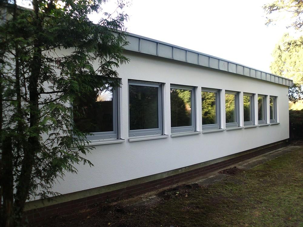 Bevorzugt Fassadensanierung Fertighaus Fassade sanieren Sanierung IB08
