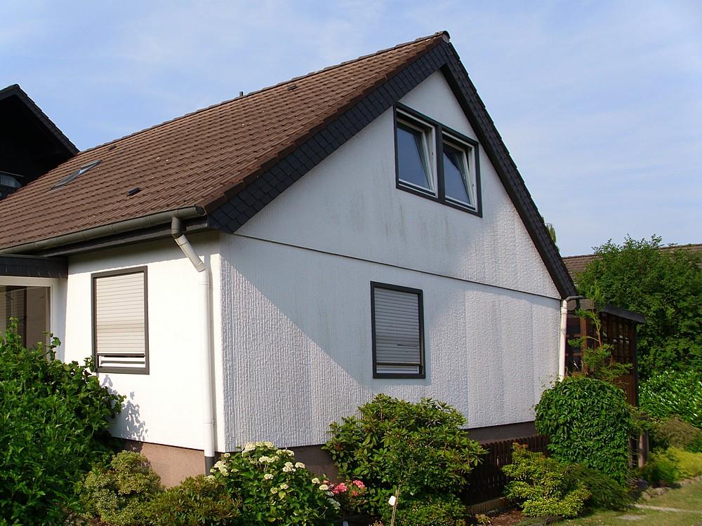 Relativ Fassadensanierung Fertighaus Fassade sanieren Sanierung UX64