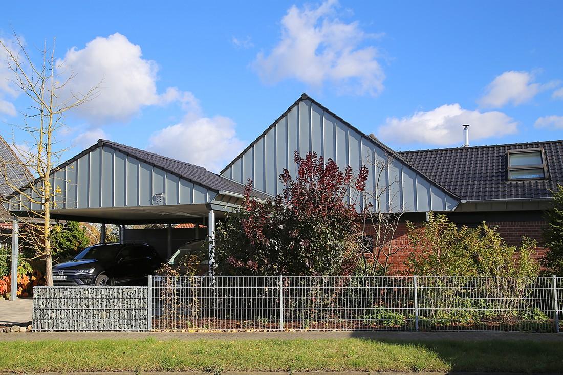 Beliebt Fertighaussanierung (Hosby-Haus) in Isenbüttel - Zimmerer-Profibau WV31